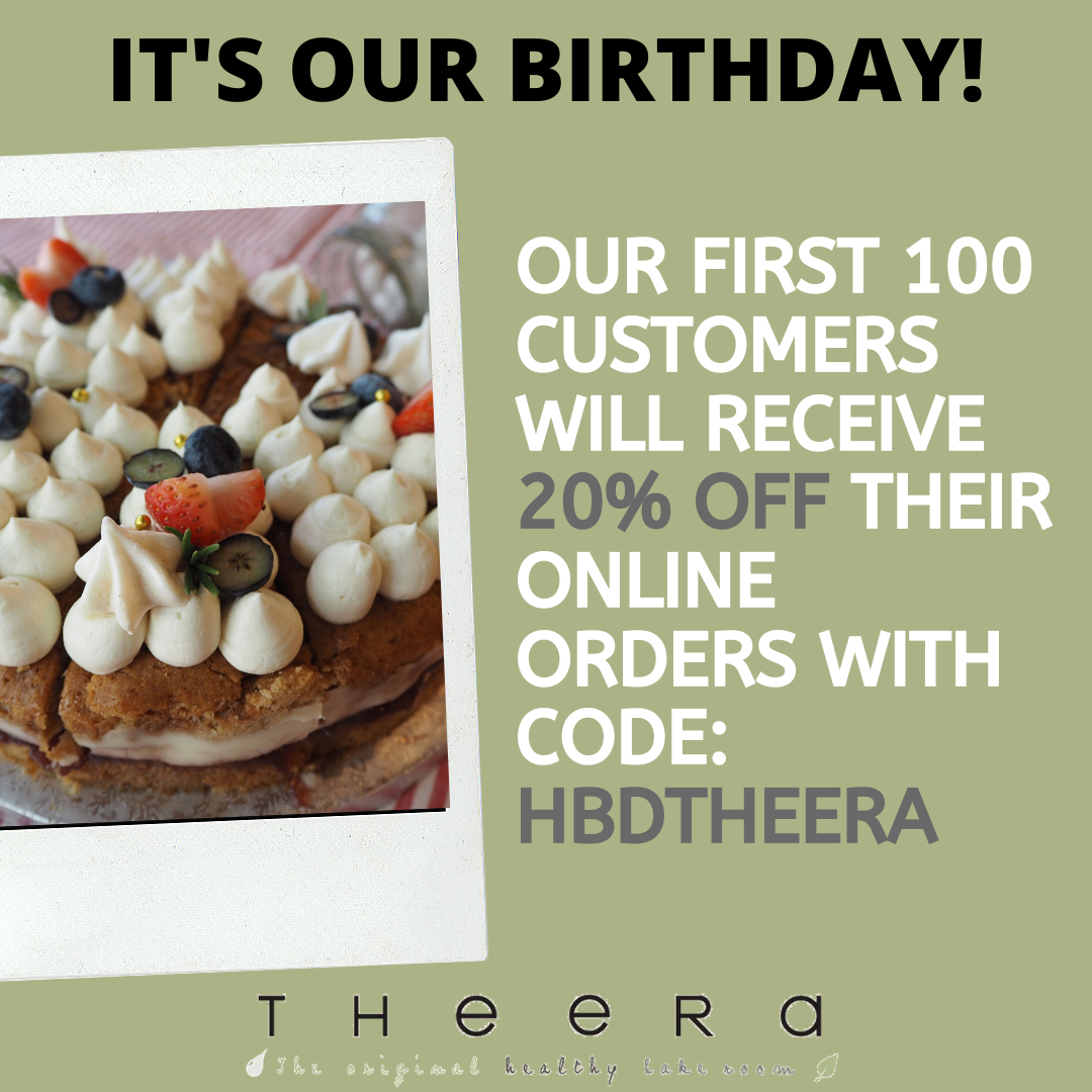 HAPPY BIRTHDAY THEERA PROMOTION